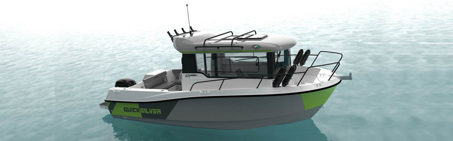 Captur 675 Pilothouse